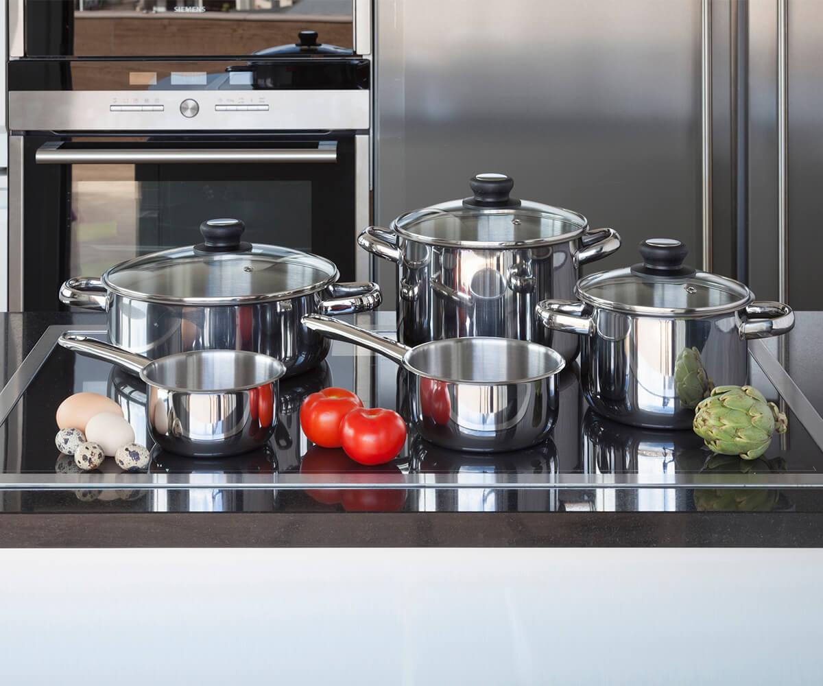 Bater a cocina 5 piezas david de jorge club central for La cocina de david de jorge