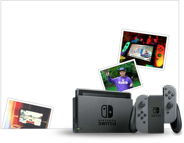 Nintendo <br /> <strong>Switch</strong>