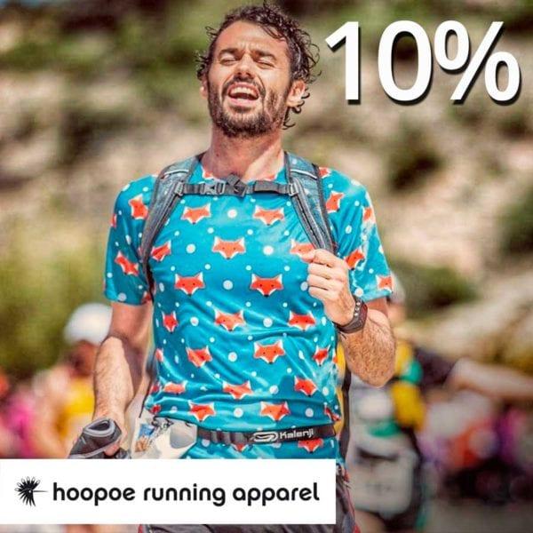 Descuento en Hoopoe Running