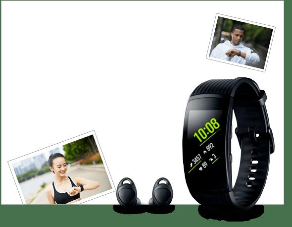 Reloj deportivo Samsung
