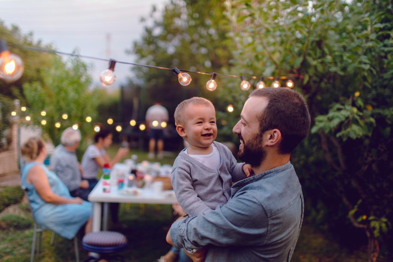 Padre e hijo CLA