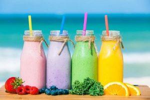 Come sano, también en la playa y/o en la pisicna