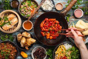Alimentos y salud en Singapur