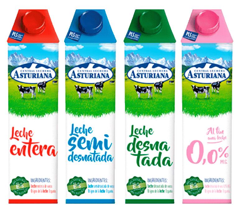 leche central asturiana