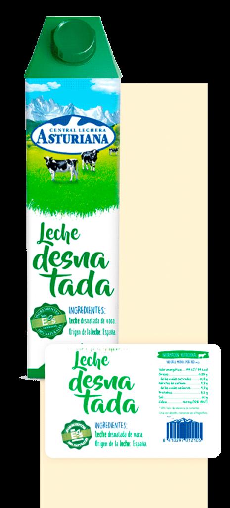 leche destanada