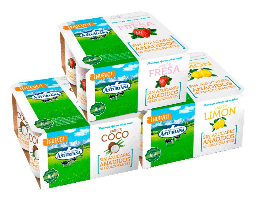 yogures sin azucares añadidos