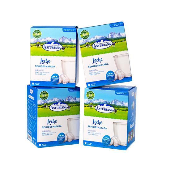 leche semidesnatada