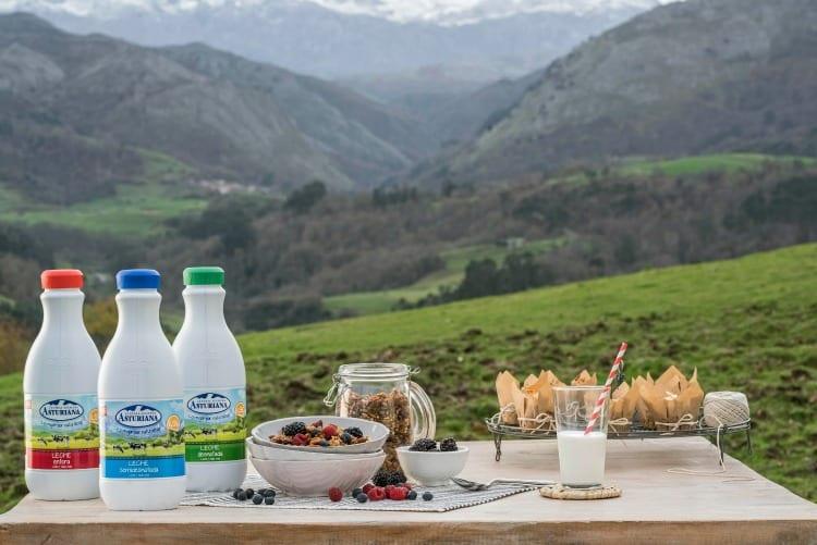 Central Lechera Asturiana, primera compañía láctea española con mejor reputación