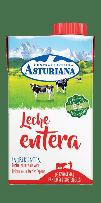 leche entera 500 ml