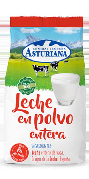leche en polvo entera
