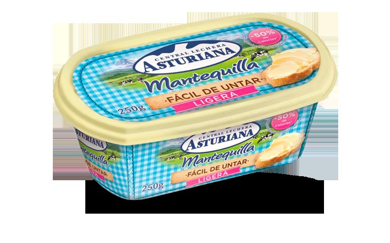mantequilla facil de untar ligera
