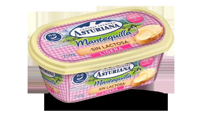 mantequilla sin lactosa