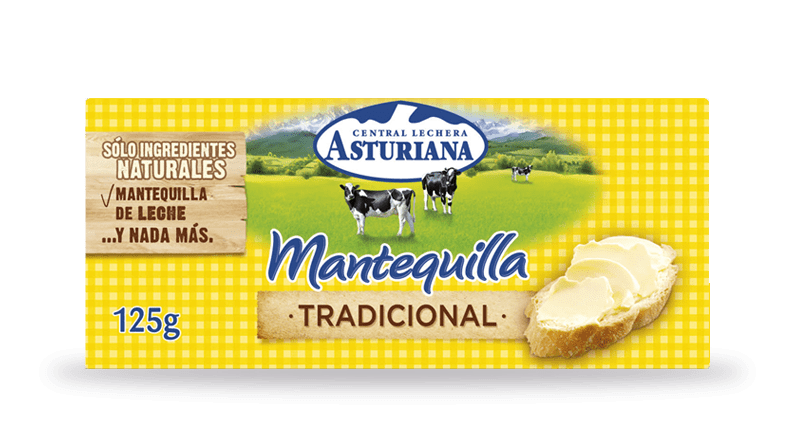 mantequilla tradicional 250 gr