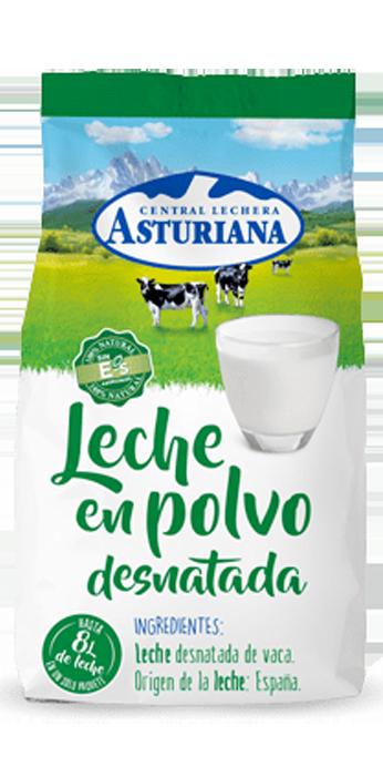 leche en polvo desnatada