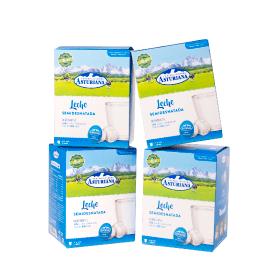 Pack leche semi