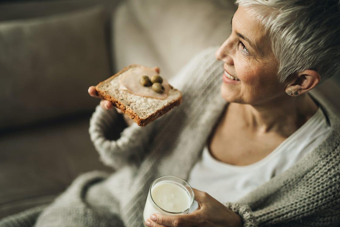 menopausia y calcio