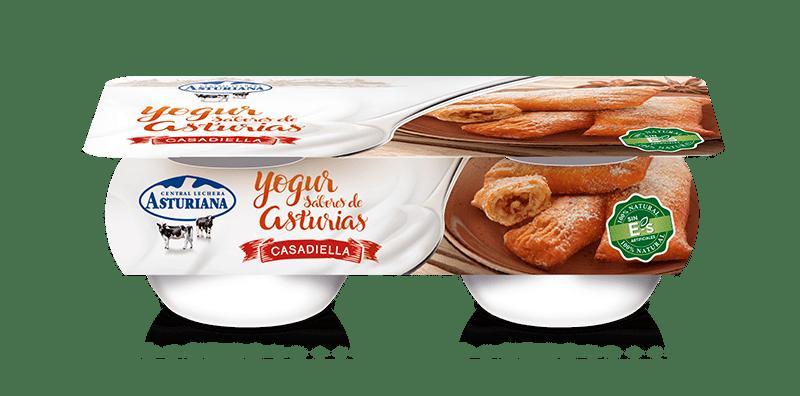 yogur sabor casadiella