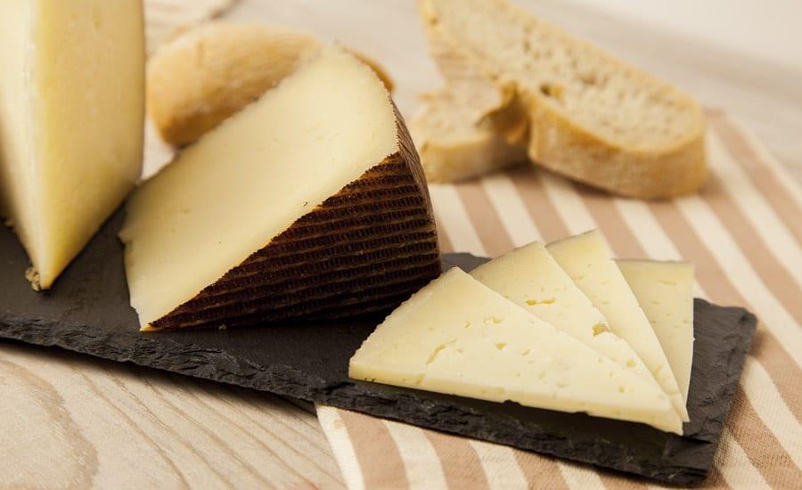 conservación del queso en casa