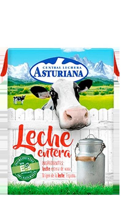 leche entera 200ml