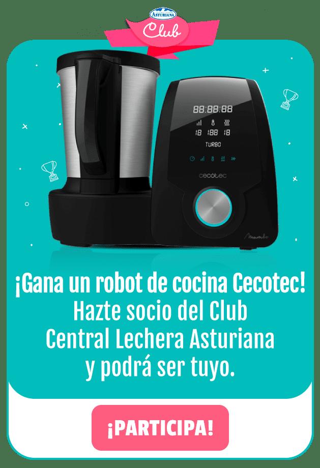 PopUp robot cocina Club