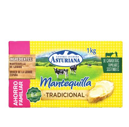 mantequilla 1kg