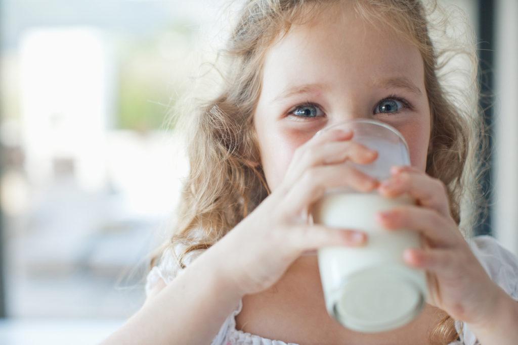 lácteos en la formación de huesos